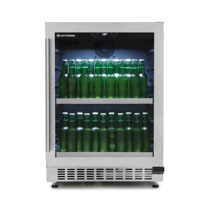 Cervejeira Elettromec Beer Center 135L De Embutir 127V