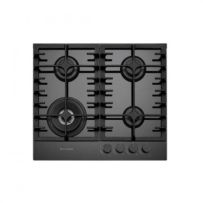 Cooktop a Gás Elettromec Vetro 60cm Bivolt