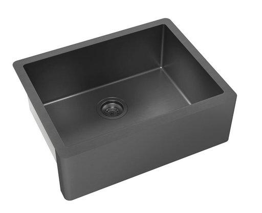 Cuba DeBacco Avental Primaccore Farm Sink - PVD Nano Black