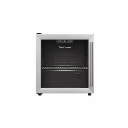 Frigobar Elettromec 40 Litros Inox Freestanding