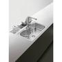 Canal Organizador Tramontina Escorredor de Embutir Inox 60x18cm