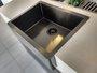 Cuba DeBacco Primaccore Semi Encaixe Farm Sink Nano Black