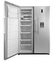 Freezer Crissair TWINSET Inox 260 Litros FRZ 06.2
